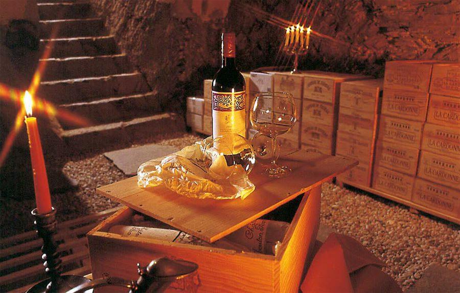 Wein und Mehr: Südafrika 1 • Burg Schnellenberg