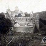 Burg Schnellenberg um 1900