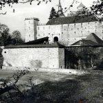 Burg Schnellenberg um 1950