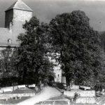 Oberburg um 1956 Eisenbahner