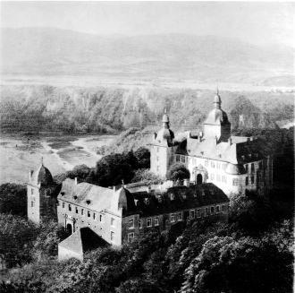 Geschichte der Burg Schnellenberg