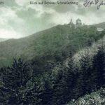 Burg Schnellenberg um 1940