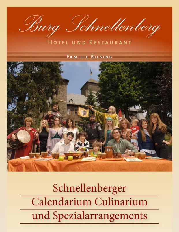 Schnellenberger Calendarium – Calendarium Culinarium & Spezialarrangements