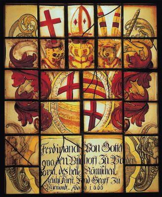 Wappenfenster
