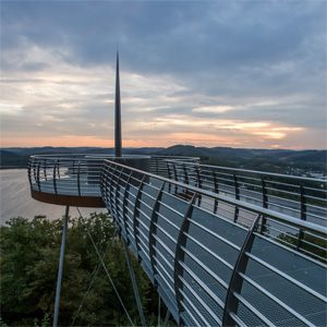 "Skywalk ""Biggeblick"""