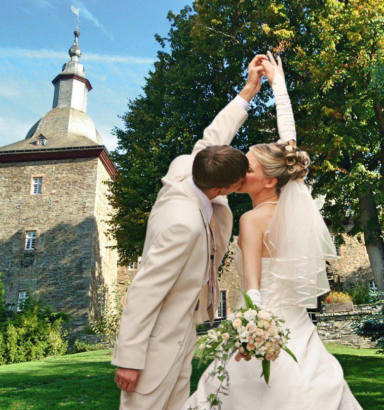 Heiraten auf Burg Schnellenberg