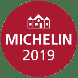 Die Burg Schnellenberg ist mit 3 MICHELIN-Häuschen im Guide MICHELIN Deutschland 2019 gelistet.