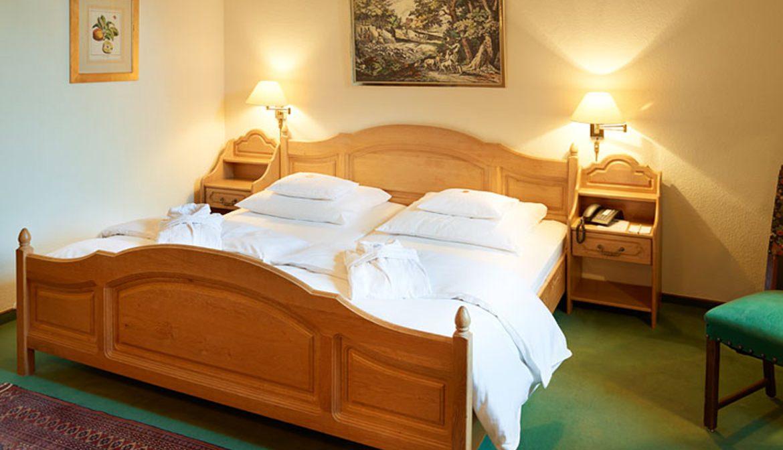 Rentei-Zimmer 1 • Burg Schnellenberg