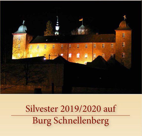 Silvester-Arrangements 2019/2020 – Sa., 28. Dezember 2019 – Mi., 1. Januar 2020 – Burg Schnellenberg