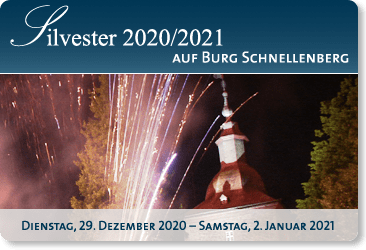 Silvester-Arrangements 2020/2021 – Di, 29. Dezember 2020 – Sa, 2. Januar 2021 – Burg Schnellenberg