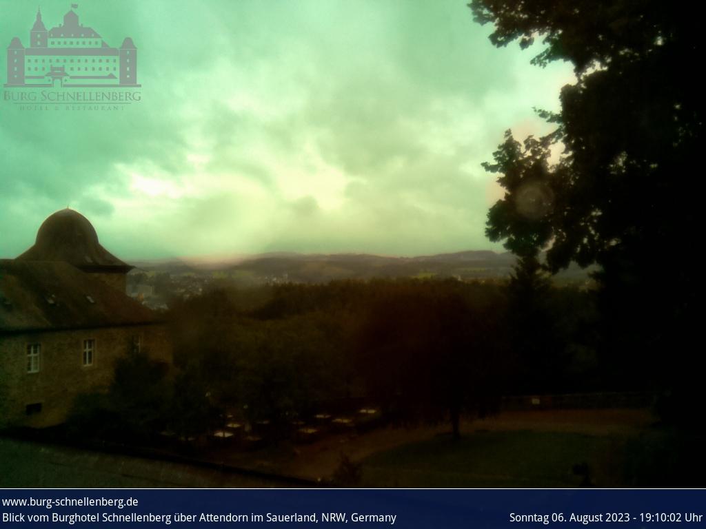 Webcam Burg Schnellenberg